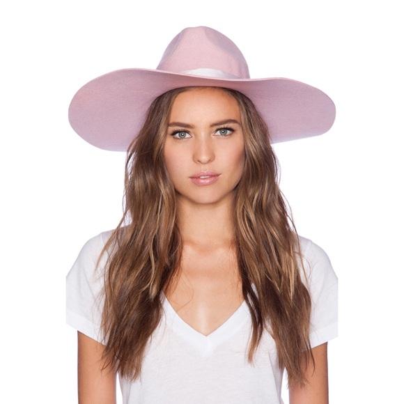 991c15c1b7d6c NWT Lack Of Color Montana Stardust Hat Pastel Pink